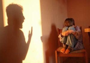 احساس خشم نسبت به والدین